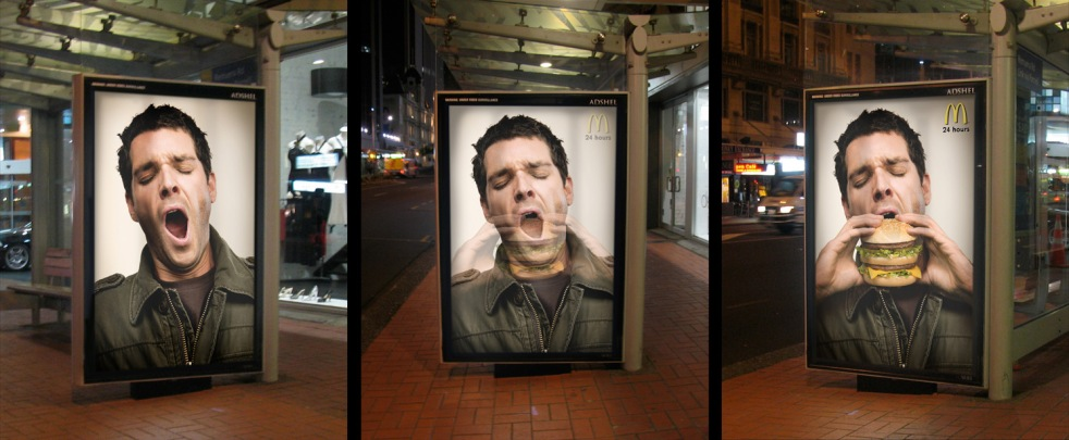 lenticular billboard